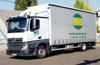 Sonderfahrten mit Transportern und Solofahrzeugen